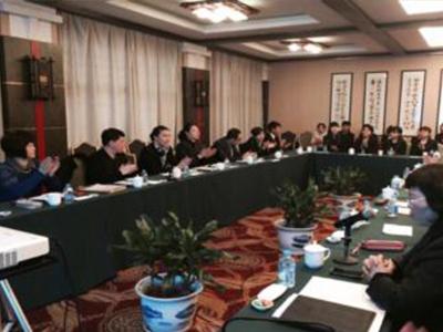 贝博公司14年度第二期预备经理培训