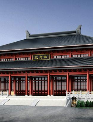 古典建筑篇--贝博河北《梅花贝博登录文化产业贝博下载链接》梅花拳纪念馆